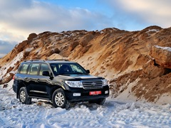 Фото Toyota Land Cruiser